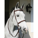 HDR Pro Padded Bridle with Anti Press Oversize
