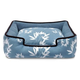 PLAY Bamboo Blue Lounge Dog Bed X-Large