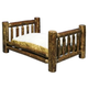 Montana Woodworks Glacier Country Dog Bed Large