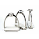 MDC Comfort Stirrups 5 Inch Stainless