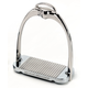 MDC Sport Classic Stirrups 5 Inch Stainless