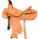 HH Saddlery Horseshoe A-Fork Roping Saddle 17