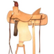 HH Saddlery Smooth A-Fork Roping Saddle 17