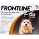 Frontline Plus for Dogs 3 Mths 89-132 Lbs