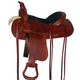 HH Saddlery Sewed Smooth Trail Saddle 17