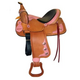 HH Saddlery Pink Texas Star All Around Saddle 17