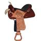 HH Saddlery Indian Square Skirt Barrel Saddle 17