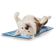 Cool Pup Striped Dog Cooling Mat 20 Inch