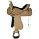 HH Saddlery Barbwire Boarder Barrel Saddle 17