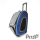 PetZip EVA Pet Wheeled Carrier Pink