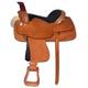 HH Saddlery Full Tooled Roper Saddle 17