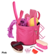 Show Time Groomers Set W/Tote Pink