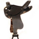 HH Saddlery Round Skirt Endurance Saddle 17