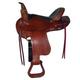 HH Saddlery Barb Round Skirt Trail Saddle 17