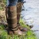 Dublin Ladies Wide Calf Tall River Boots