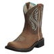 Ariat Ladies Fatbaby Heritage Tan Rowdy Boots