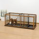 Richell Expandable Pet Crate Medium