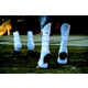 Professionals Choice Slide-Tec Tall Skid Boots Whi