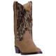 Laredo Childrens Woody Round Toe Camo Boots 9.5
