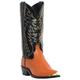 Laredo Mens Atlanta Snip Toe 13in Boots 13EE Nut