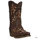 Laredo Childrens Sabre Snip Toe Boots 3 Pink