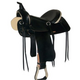 HH Saddlery Rawhide Small Square Trail Saddle 17