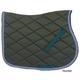 Lami-Cell Diamond Saddle Pad Black