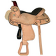 HH Saddlery Roughout Training Saddle 17