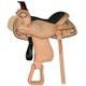HH Saddlery Roughout Training Saddle