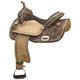 Tex Tan Barrel Saddle 15in