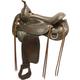 Tex Tan Sherman Flex Trail Saddle 17in