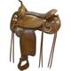 Tex Tan Bozeman Flex Trail Saddle 17in