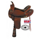 American Saddlery Hill Country Trail Saddle 17 Chs