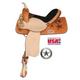 American Saddlery Jaquar Star Barrel Saddle 16In