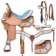 Silver Royal Desert Hope Saddle Package 16in
