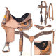 Silver Royal Pistol Annie Saddle Package