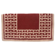 Tough-1 Basket Stamp Wool Saddle Blanket