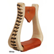 American Saddlery Ex-Wide Visalia Stirrups