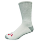 Justin Half Cushion Crew Socks 3 Pack
