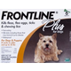 Frontline Plus for Dogs 6 Mths 89-132 Lbs.