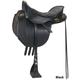 Tucker Equitation Chrome Endur Saddle Med 18.5 Brn