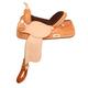 American Saddlery Oak Leaf Tool Barrel Saddle