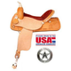American Saddlery TS More Fast Barrel Saddle 17in