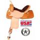 American Saddlery Faster Time Barrel Saddle