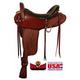 Big Horn 4B Gaited BJH Wide Flex Trail Saddle