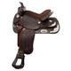 King Series Silver Show King II Saddle