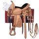King Series Rockwell Old Time Trail Saddle Package