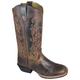 Smoky Mountain Ladies Rialto Square Toe Boots 11