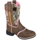 Smoky Mtn Kids Ruby Belle Rnd Pink Camo Boots 1
