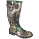 Smoky Mountain Ladies Camo Stalker Rubber Boots